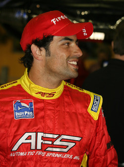 Pole winner Raphael Matos