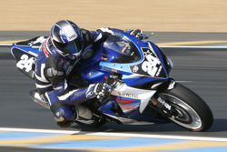 Christophe Michel, Suzuki GSX R1000
