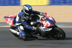 Vincent Houssin, Suzuki GSX R1000