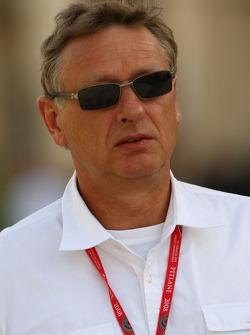 Herman Tilke, Race Circuit design mühendis