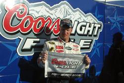 Dale Earnhart Jr. Texas Pole Winner