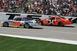 Michael McDowell and John Andretti