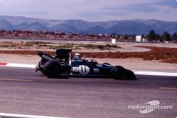 Jackie Stewart, Tyrrell-Ford