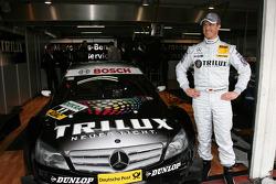 Ralf Schumacher, Mücke Motorsport AMG Mercedes, Portrait
