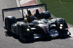 #46 Embassy Racing WF01 - Zytek: Joey Foster, Mario Haberfield