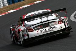 #25 Eclipse Advan SC430: Takeshi Tsuchiya, Hiroaki Ishiura