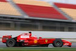 Michael Schumacher, Ferrari F2008