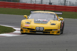 #12 AT Racing Corvette C6R: Aliaksandr Talkanitsa, Wolfgang Kaufmann