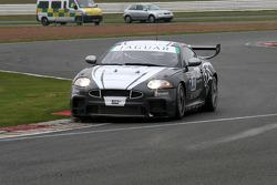 #33 APEX Motorsport Jaguar XK Coupe: Phil Quaife, Stuart Hall