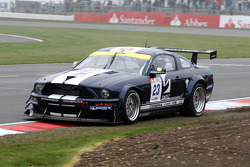 #23 Matech Mustang Racing Ford Mustang FR500C: Thierry Blaise, Nigell Grinsall