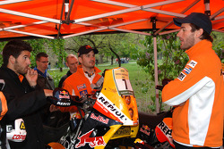 Marc Coma and Jordi Viladoms