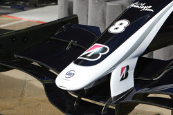 WilliamsF1 Team, New Front wing