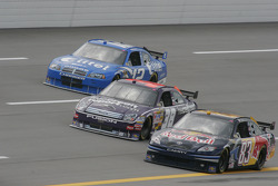 Brian Vickers, David Gilliland and Ryan Newman