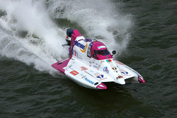 #36 Team Dailly Inshore Passion: Frédéric Bagot, Philippe Boutrais, Alain Dailly