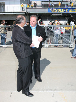 IndyCar Series President Brian Barnhart
