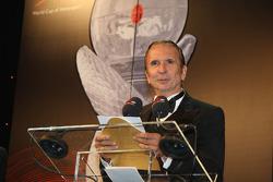 Gala de remise des prix de l'A1GP à Londres