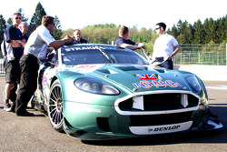 Strakka Racing, Aston Martin DBR9