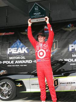Pole Winner Scott Dixon