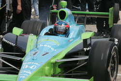 Ryan Hunter-Reay pulls out to qualify