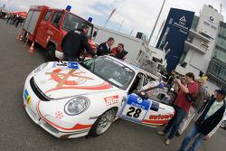 Scuderia Offenbach Porsche 997 GT3 Cup
