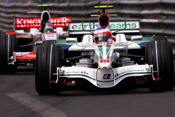 Rubens Barrichello, Honda Racing F1 Team, Giancarlo Fisichella, Force India F1 Team