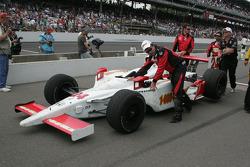 John Andretti's crew