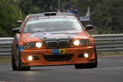 #52 BMW M3 E46: Michael Tischner, Ulrich Becker, Klaus Völker