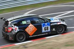 #68 BMW 130i: Willi Friedrichs;Olaf Hoppelshäuser;Thomas Frank