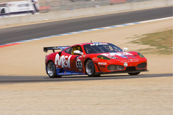 #55 Level 5 Motorsports Crawford Ferrari V8: Scott Tucker, Ed Zabinski