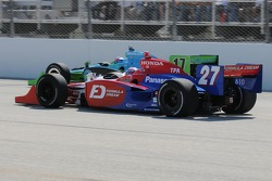 Hideki Mutoh and Ryan Hunter-Reay