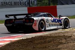 #45 G&A Racing Mosler MT 900 R: Guino Kenis, Chris Mattheus