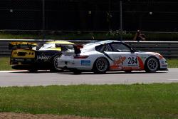 #264 SpeedloverPorsche 997 GT3 Cup: Jurgen Van Hover, Tom Langeberg