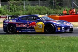 #3 Francorchamps Motors F430 GT3: Frédéric Bouvy, Damien Coens