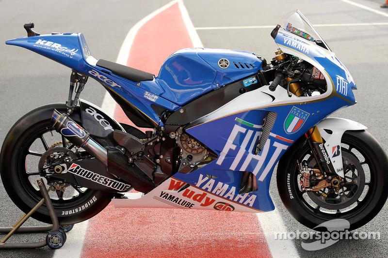 2008 - Yamaha (MotoGP) - Montmeló