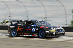 #21 Matt Connolly Motorsports Pontiac GTO.R: Diego Alessi, Matt Connolly