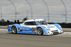 #1 Chip Ganassi with Felix Sabates Lexus Riley: Scott Pruett, Memo Rojas