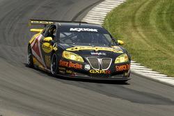 #6 Banner Racing Pontiac GXP.R: Marc Bunting, Andy Pilgrim, Leighton Reese