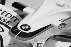 BMW Sauber F1 Team nose cone detail