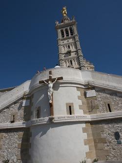 Visit of Marseille: Notre-Dame de la Garde basilica