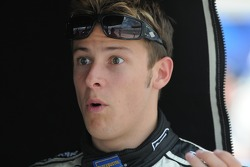 Marco Andretti looks suprised