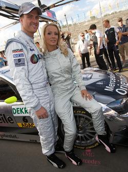 Taxi ride with Ralf Schumacher and Cora Schumacher