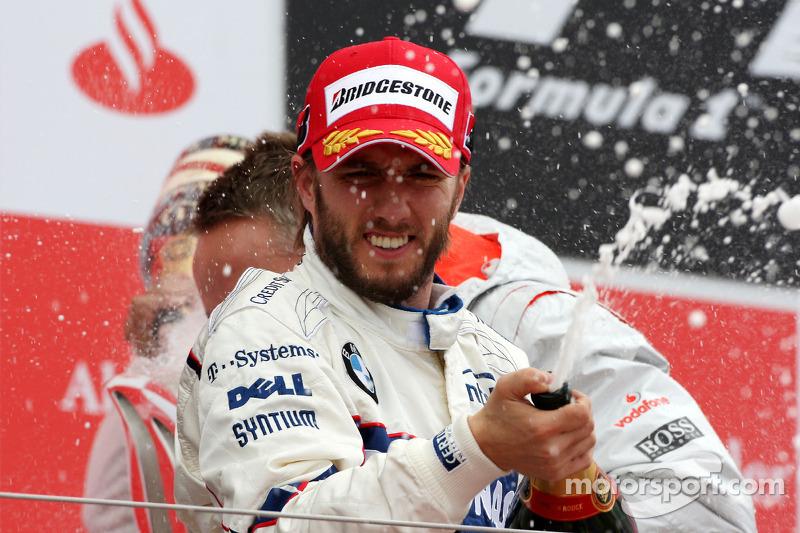 2008, Гран Прі Великої Британії - другий