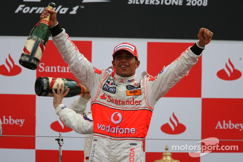 Gran Premio de Gran Bretaña 2008, McLaren