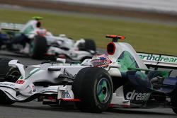 Дженсон Баттон, Рубенс Баррікелло, Honda Racing F1 Team, RA108