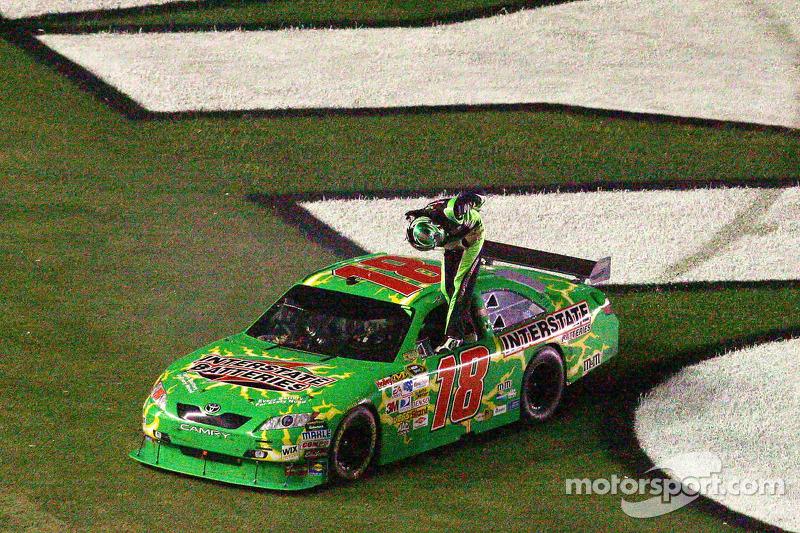 2008, Daytona 2: Kyle Busch (Gibbs-Toyota)