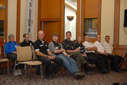 Pre-event press conference