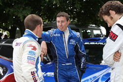 Markko Martin Subaru Rally driver