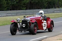#21 HRG 1500 1939: Didier Marty, François Legeleux