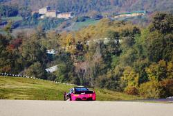 #173 Ineco - PM Racing Ferrari 458: Corinna Gostner