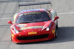 #113 AF Corse Ferrai 458: Paul Van Loenhout